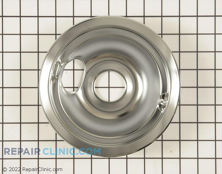 Porcelain drip bowl, 6 inches