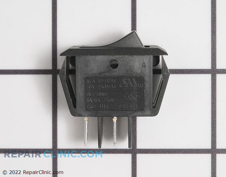 Rocker Switch 39455-1         Alternate Product View