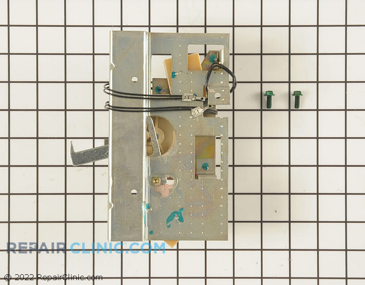 Door Lock Motor and Switch Assembly 12001110        Alternate Product View