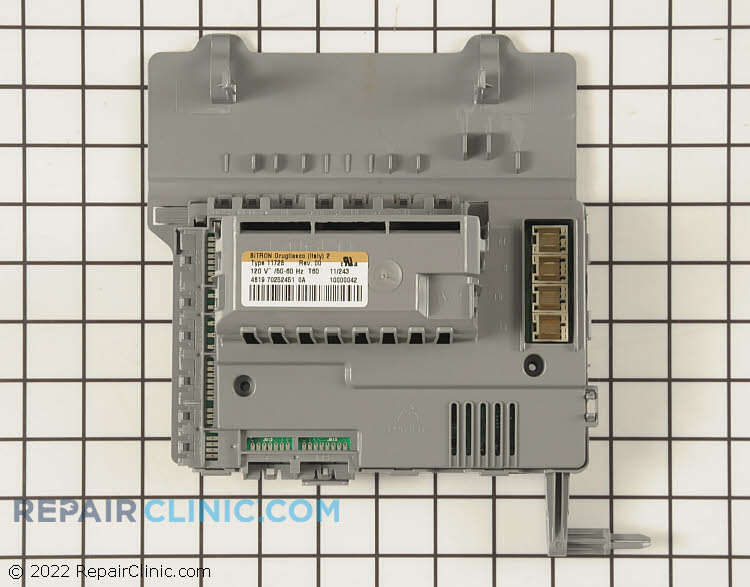 Main Control Board WPW10271604 Alternate Product View