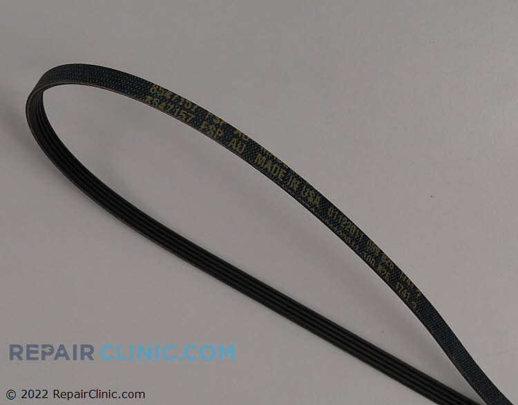 Drive Belt WP8547157 Alternate Product View