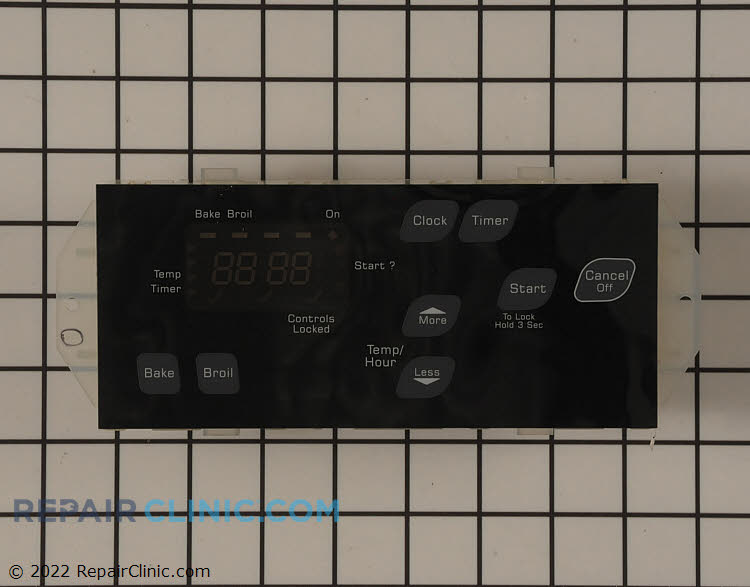 Oven Control Board WP6610485 Alternate Product View