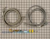 Water Line Installation Kit - Part # 1554853 Mfg Part # DISHKITW