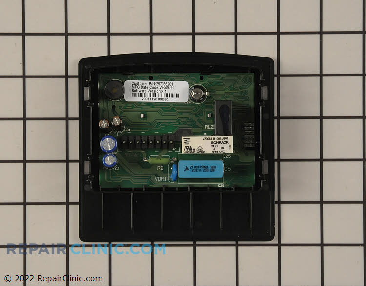 User Control and Display Board 297366201 Alternate Product View