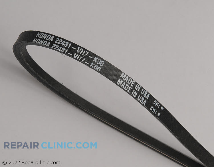 V-Belt 22431-VH7-K00 Alternate Product View