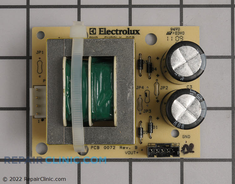 Power Supply Board 316535201 Alternate Product View