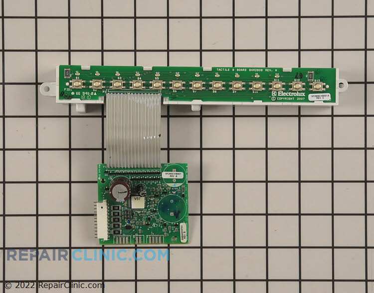 Main Control Board 154810101 Alternate Product View