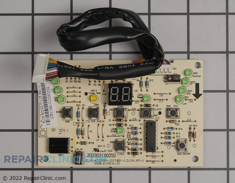 Power Supply Board 5304471308      Alternate Product View