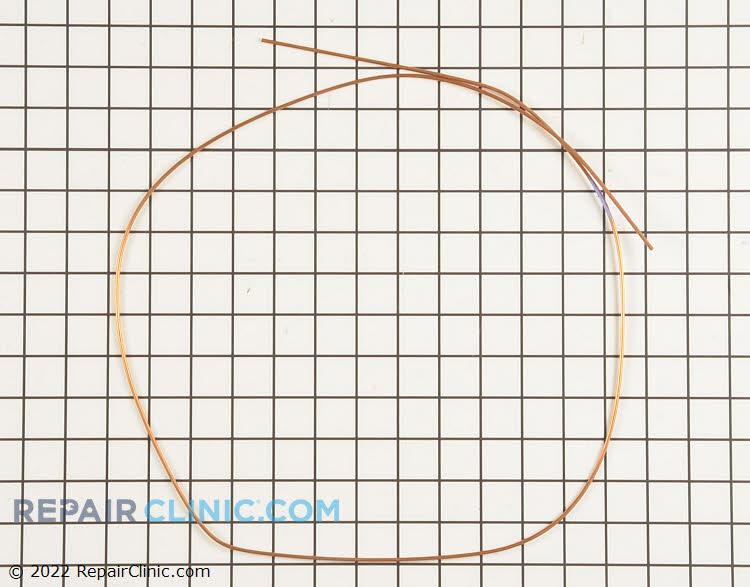 Top capillary tube, copper