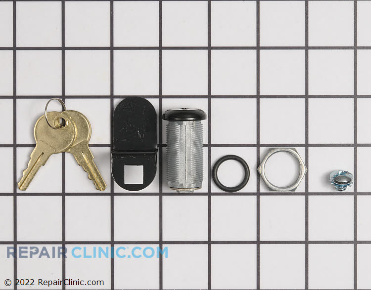 Door Lock 41734-S         Alternate Product View