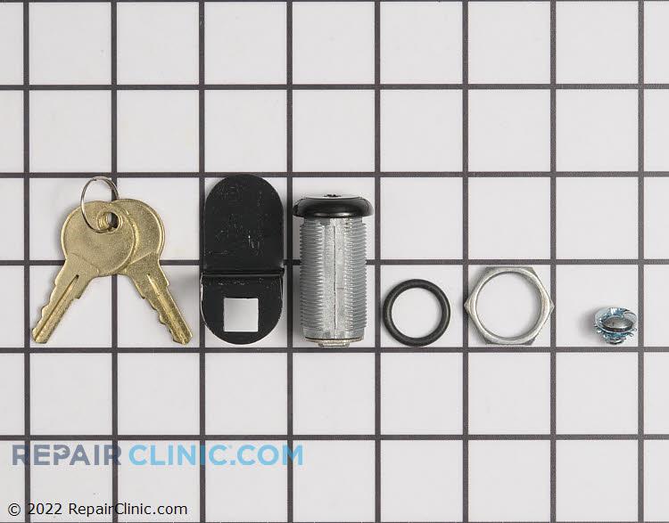 Door Lock 80-54779-00 Alternate Product View