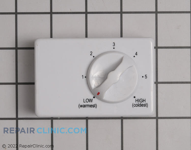 Temperature Control Thermostat RF-0800-67 Alternate Product View
