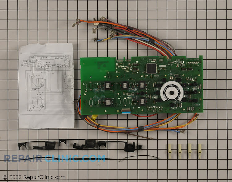 Oven Control Board 00640825 Alternate Product View