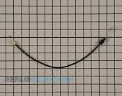 Throttle Cable - Part # 1947361 Mfg Part # 06603A