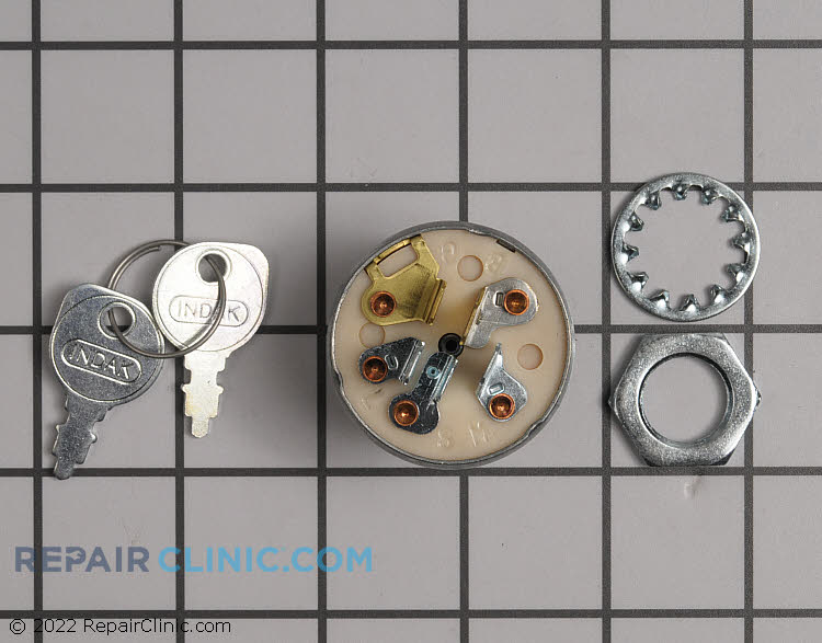 Ignition Switch 430-538 Alternate Product View