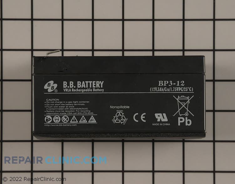 Battery 108-9358 Alternate Product View