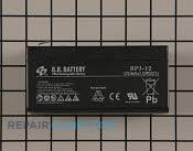 Battery - Part # 2144253 Mfg Part # 108-9358