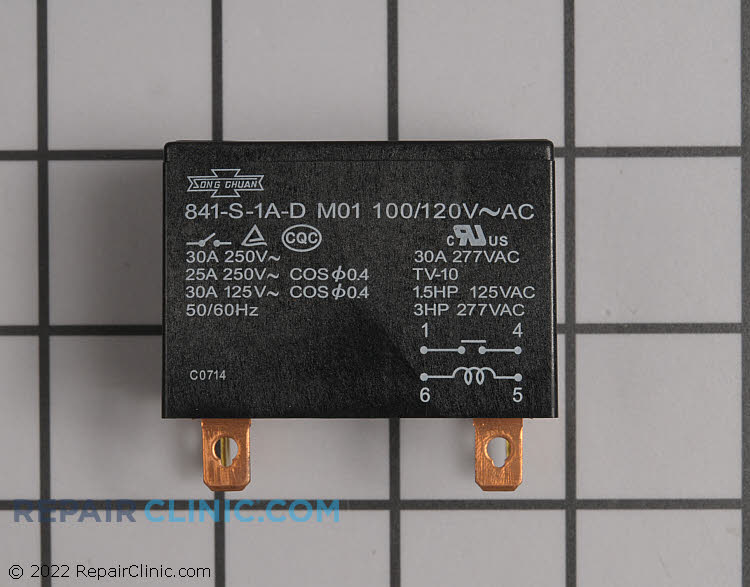 Relay WJ24X10008      Alternate Product View