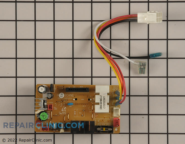 Main Control Board DB93-04189G     Alternate Product View