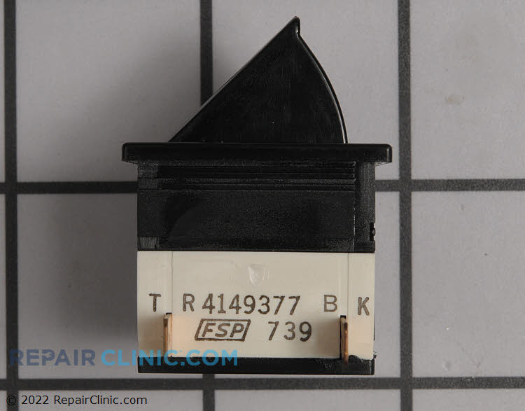 Safety Switch 08017605        Alternate Product View