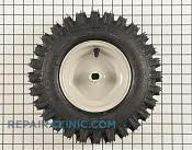 Wheel Assembly - Part # 1822759 Mfg Part # 634-04168A-0911