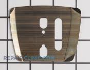 Plate - Part # 2258010 Mfg Part # 43301212332