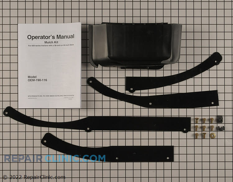 Mulching Kit OEM-190-116 Alternate Product View