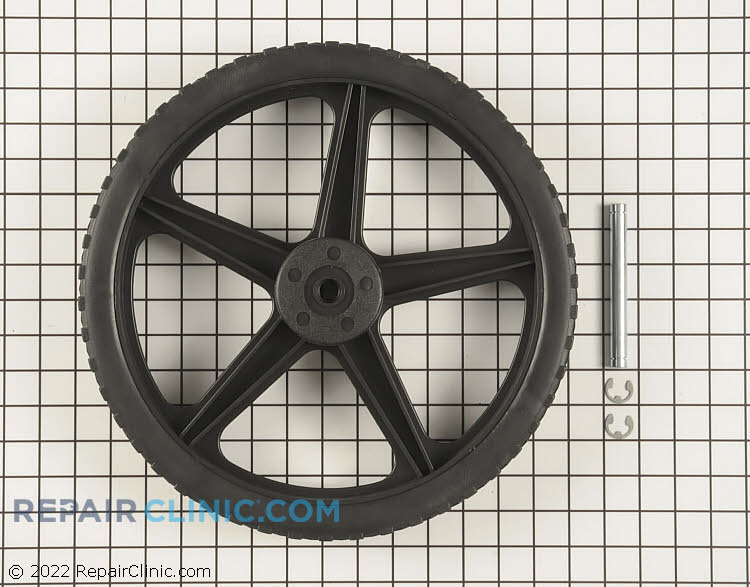 Wheel 196439GS Alternate Product View
