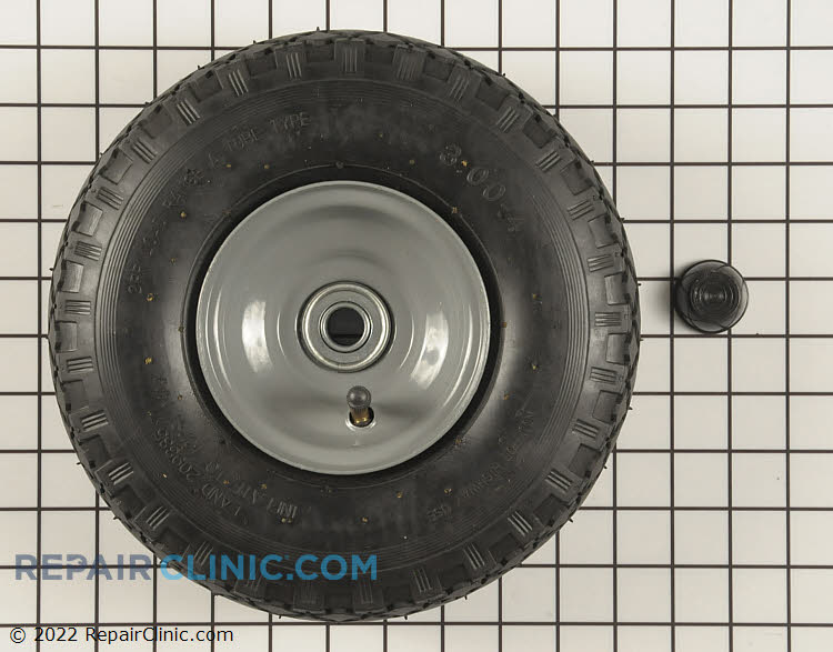 Wheel Assembly 192526GS Alternate Product View