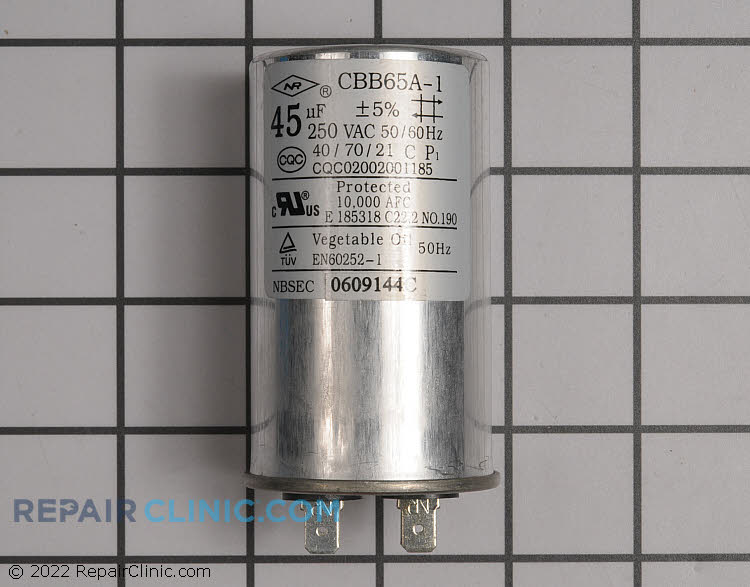 Capacitor 5304455549      Alternate Product View