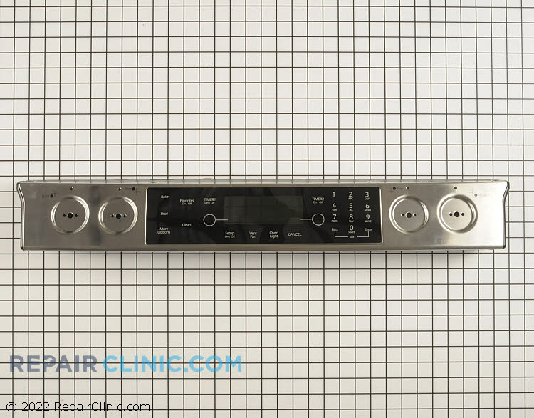 Control Panel WPW10206084 Alternate Product View