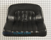 Riding Lawn Mower Seat - Part # 2206829 Mfg Part # 7028650YP
