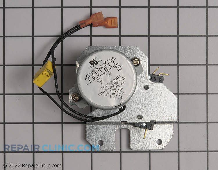 Door Lock Motor and Switch Assembly 318095950       Alternate Product View