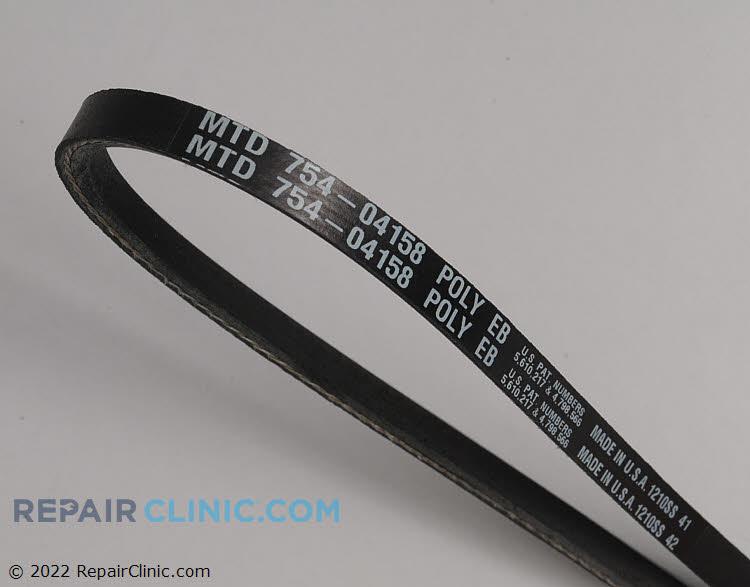 V-Belt 954-04158 Alternate Product View