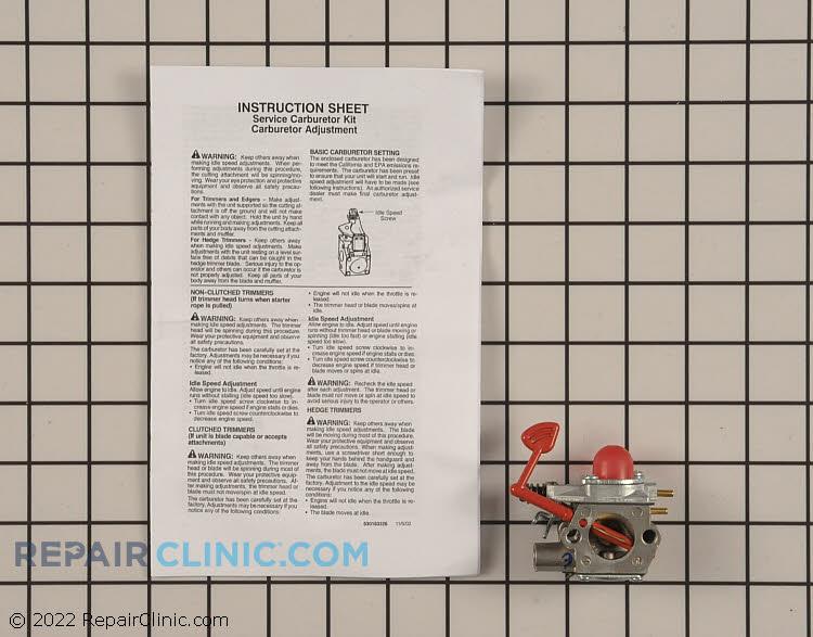 Carburetor 545081855 Alternate Product View