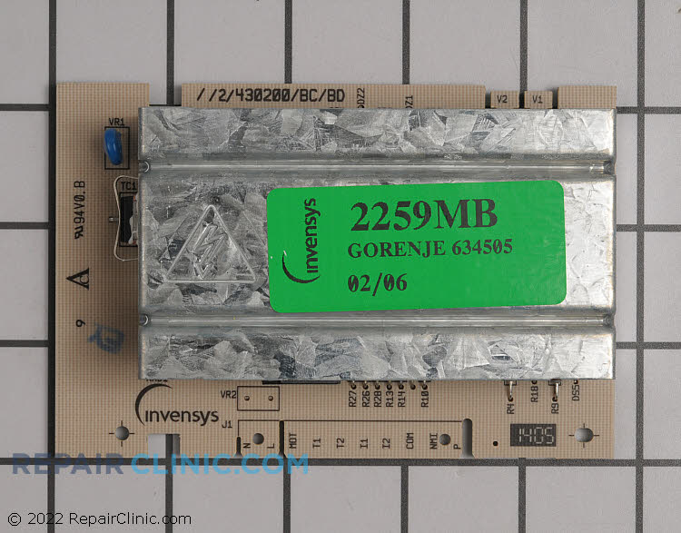 Relay Board 634505 Alternate Product View