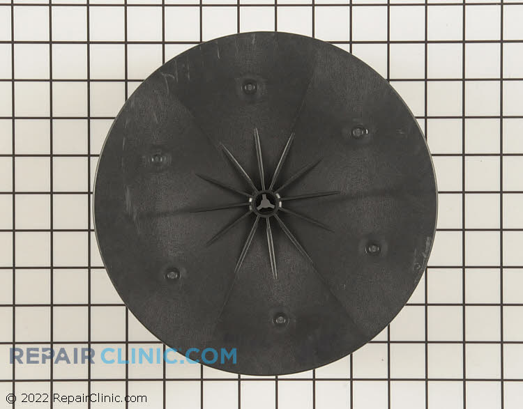 Blower Wheel 5834AR1599B Alternate Product View