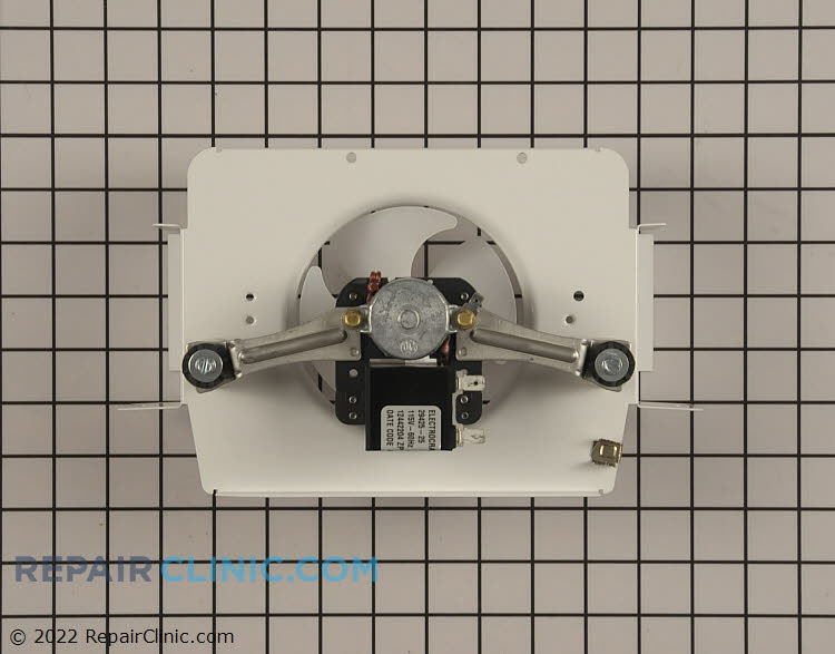 Evaporator fan motor wr60x10040 for Evaporator fan motor troubleshooting
