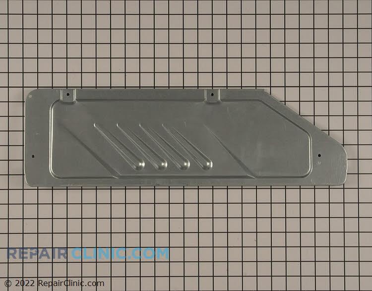 Rear condenser/fan cover