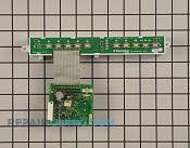 Control Board - Part # 1864271 Mfg Part # 154812701