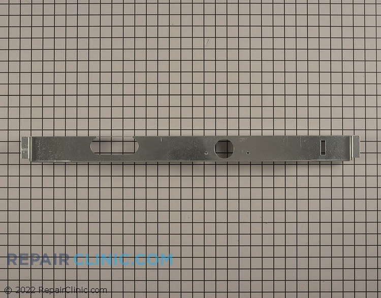 Deflector box support