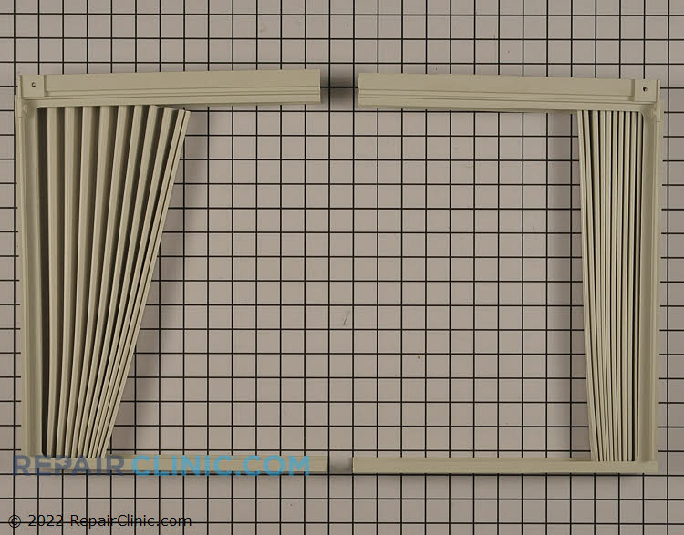 Window Side Curtain 616-802-03 Alternate Product View