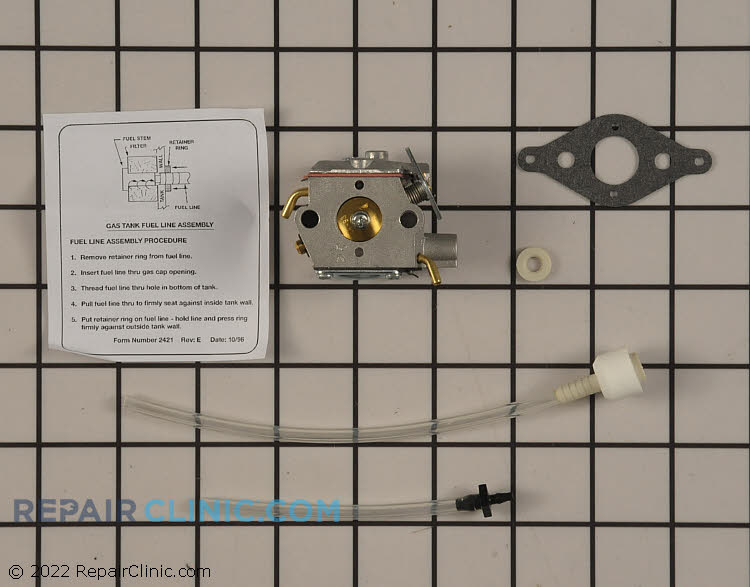 Carburetor 791-182875 Alternate Product View