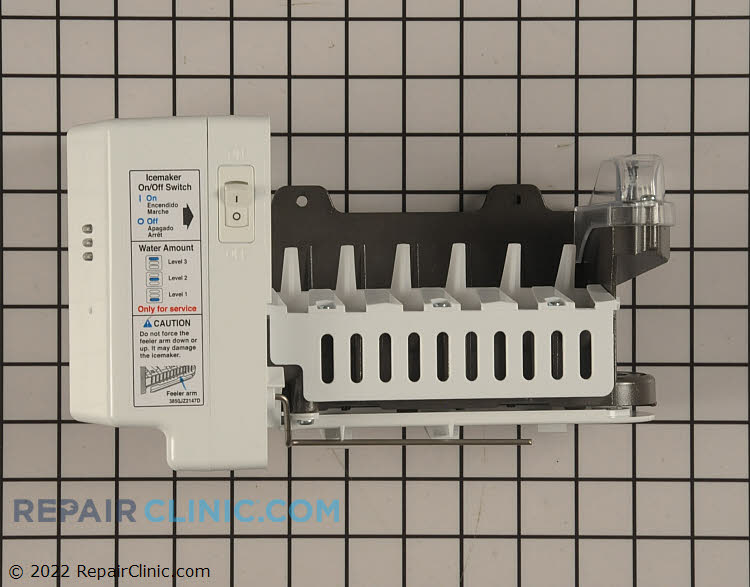Ice Maker Assembly AEQ36756912     Alternate Product View