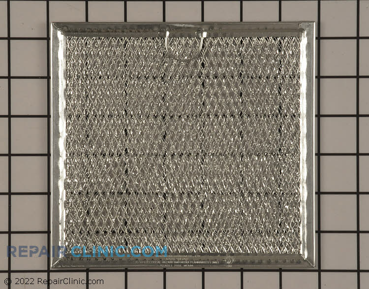 Microwave grease filter.