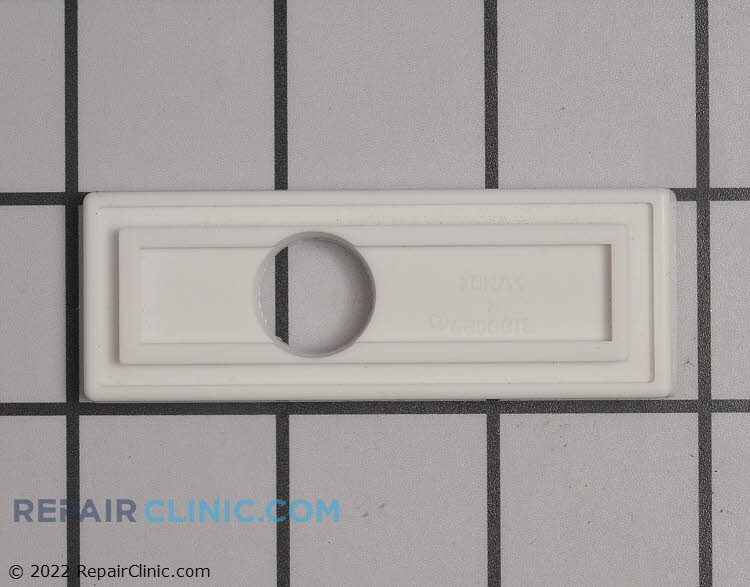Handle spacer, white