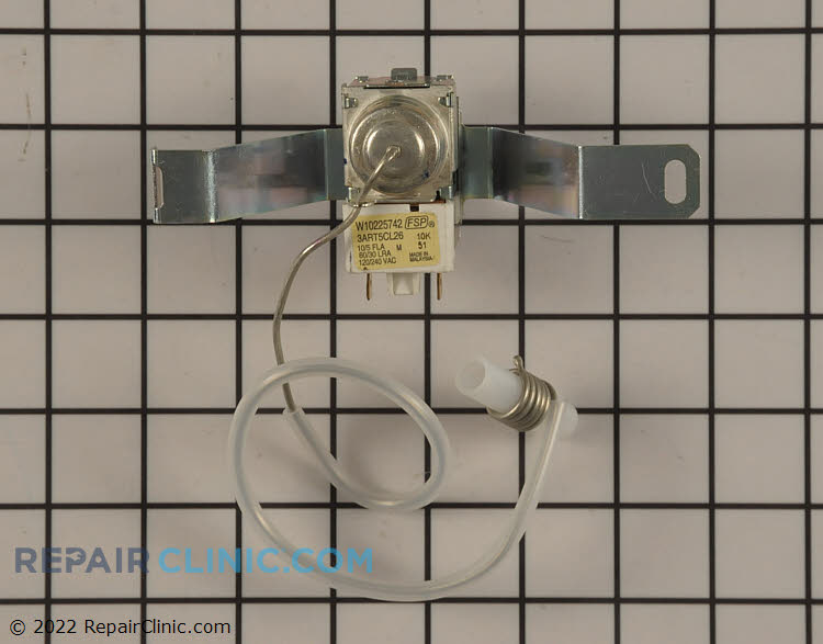 Temperature Control Thermostat WPW10225856 Alternate Product View