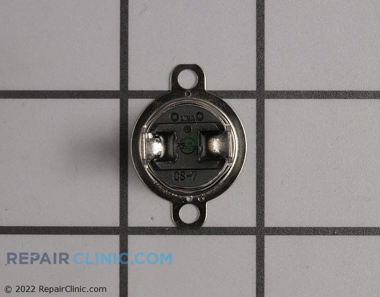 Thermal Fuse WP8304452 Alternate Product View