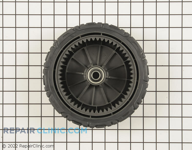 Wheel 7500542YP Alternate Product View