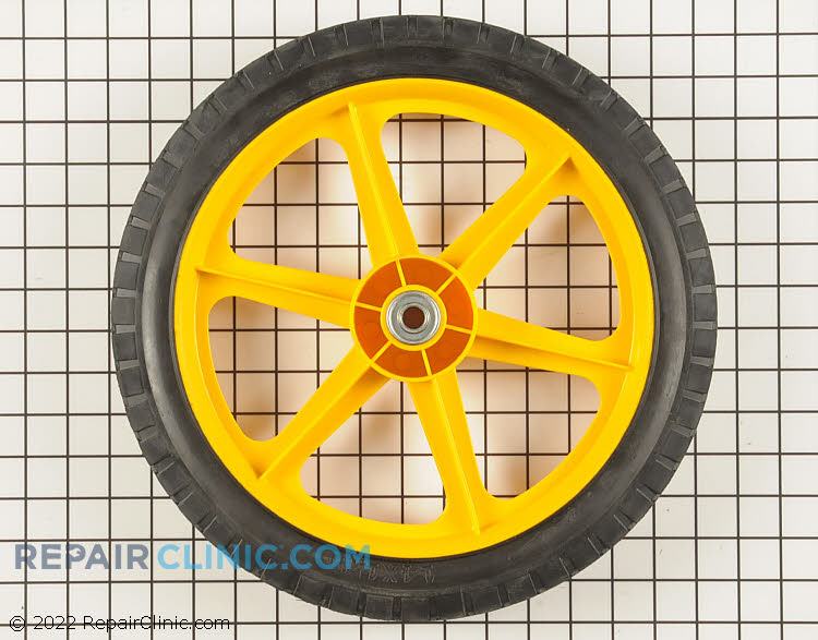 Rear Wheel 734-1860A Alternate Product View